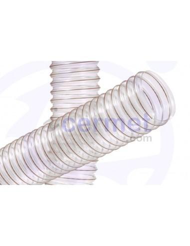 Tubo aspiración flexible PU 1 Mt